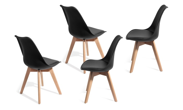 Semaine Black BrekkaGroupon Scandinaves De Chaises FridayLot OkXTulPiwZ