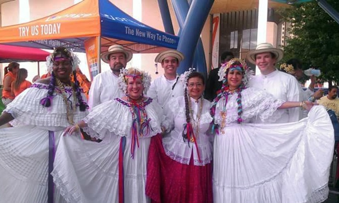 Houston Latin Fest - Downtown: Houston Latin Fest for Two or Four on August 2 at 1 p.m. (30% Off)