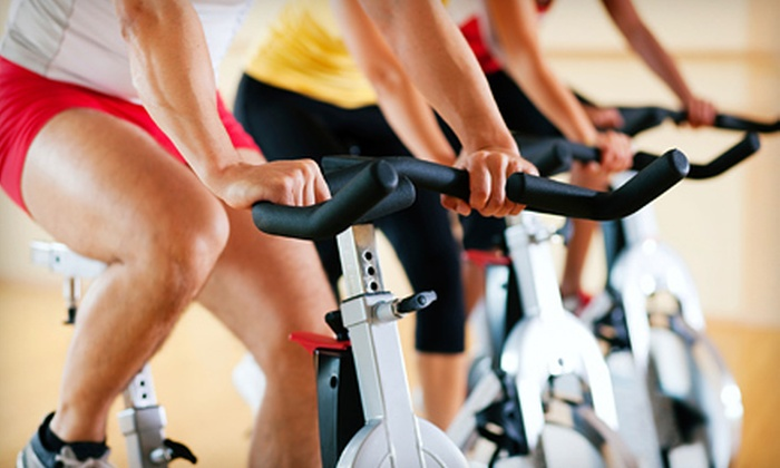 Revolution Cycle and Fitness - Brandon: Five Indoor Cycling Classes or One Month of Unlimited Classes at Revolution Cycle and Fitness in Brandon (Up to 51% Off)