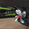 Propeller Hitch Cover with LED