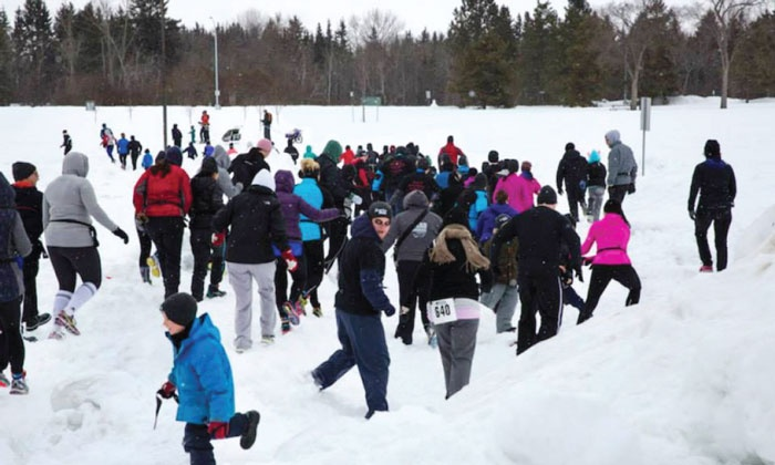 Multisportscanada.com - Hawrelak Park: Entry for One or Four for the Dead Cold Run 5K on February 15 from Multisportscanada.com (Up to 50% Off)
