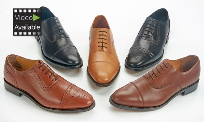 98972eeede45 Samuel Windsor Leather Shoes