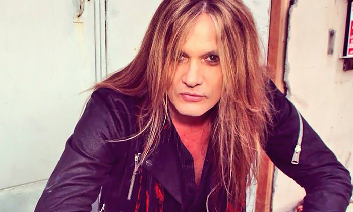 Sebastian Bach - Mojoes: Sebastian Bach at Mojoe's on Saturday, June 27 (Up to 51% Off)