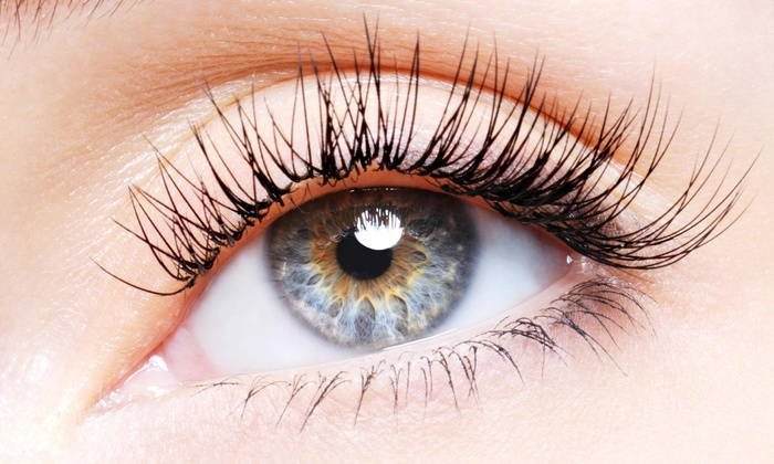 Primp and Pretty - Draper: Full Set of Eyelash Extensions at Primp and Pretty (55% Off)