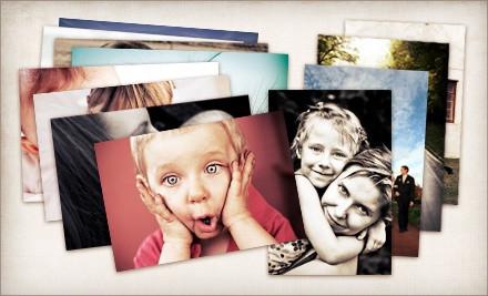 $40 Worth of Photo Printing and Enlargements - Picaboo in