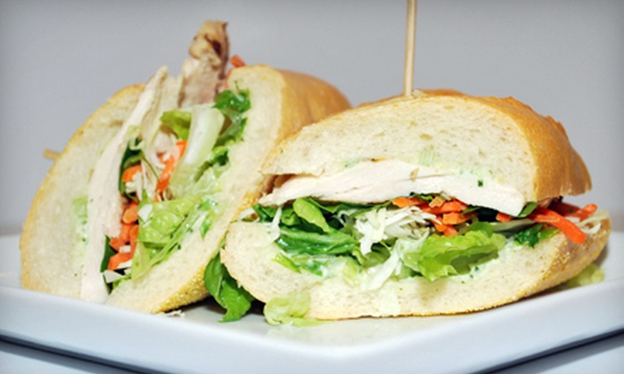 Shape Lovers - Fort Lauderdale: $14 for Three Days of Healthy Delivered Lunches from Shape Lovers (Up to $28 Value)