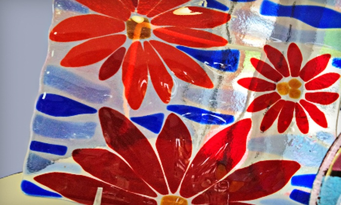 Do-It-Yourself Crafts - Homewood: $24 for a BYOB Glass-Fusing Class at Do-It-Yourself Crafts ($48 Value). 10 Dates Available.