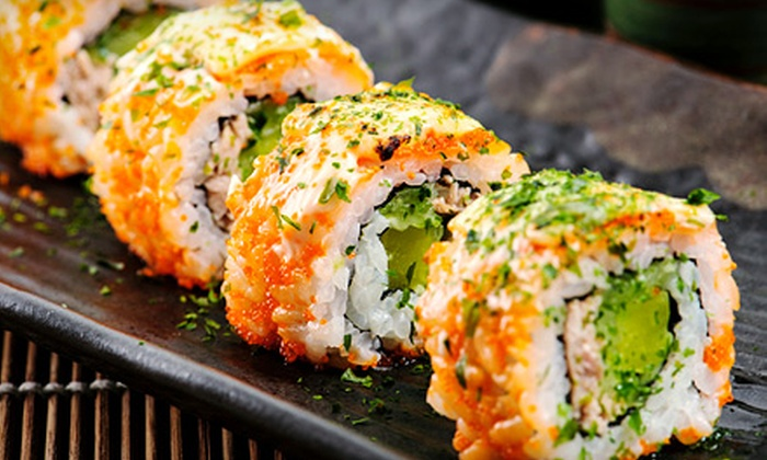 Sushi King - Virginia Beach: Sushi or Sushi for Four or More at Sushi King (Half Off)