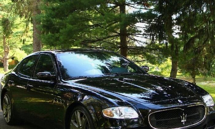 Fleet Luxury Car Rentals - North Jersey: Three Hours of Car Services from Fleet Luxury Car Rentals (45% Off)