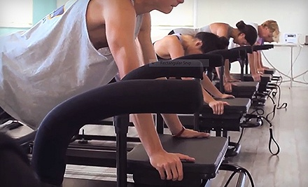 One Month of Unlimited Fitness Classes or 10 Fitness Classes at Pulse Fitness Santa Barbara (Up to 66% Off)