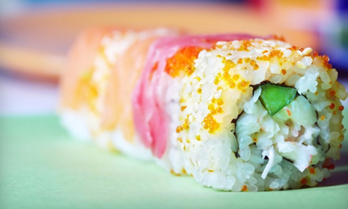 Matsu Sushi - Downtown: $10 for $20 Worth of Sushi at Matsu Sushi