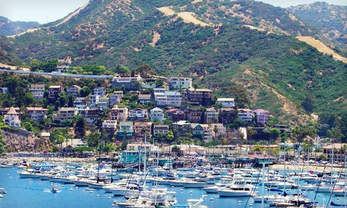 null - Los Angeles: Stay for Up to Four at Hotel St. Lauren in Catalina Island, CA