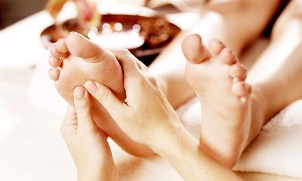 2x, 3x oder 4x 45 Minuten Fußreflexzonen-Massage mit Fußbad bei Heilpraktikerin Claudia Alich-Kämpgen ab 24,90 €
