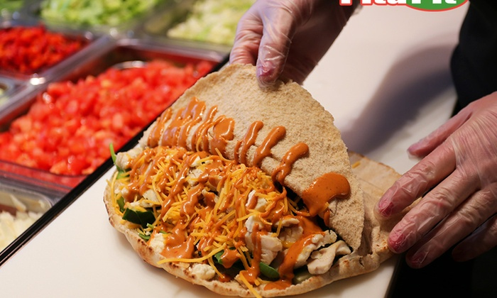 Pita Pit - Wyomissing - Wyomissing: $9 for $11 Worth of Sandwiches — Pita Pit