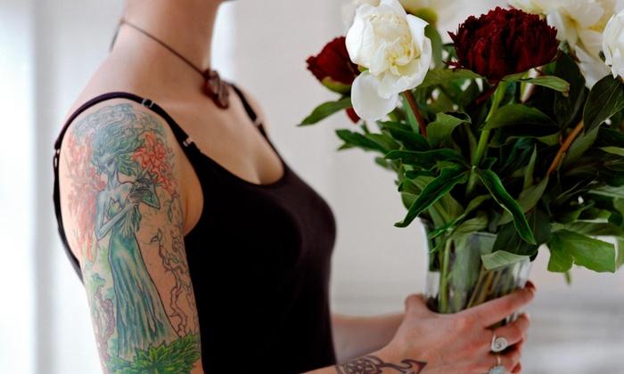Tattooguru/pirate Loves Gypsy - Williamsburg: $69 for $150 Worth of Tattoo Services — Pirate loves Gypsy