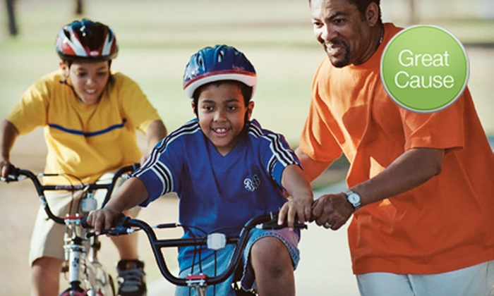 Mercy Home for Boys & Girls: $10 Donation to Provide Bikes for Youth
