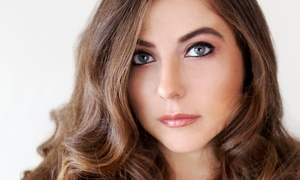 Aqua Salon and Spa with Eduardo Ramirez: Women's Haircut with Conditioning Option, or a Men's Haircut at Aqua Salon and Spa with Eduardo Ramirez (Up to 54% Off)