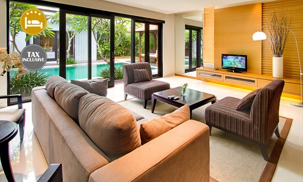 Bali: 4* The Nibbana Villas 0