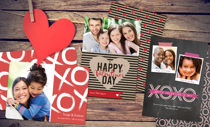 Staples Custom Flat Invitations or Announcements