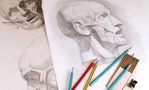 Curso para aprender a dibujar online para una persona o para niños y adultos por 29 € en Dynamic E-course