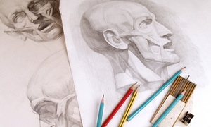 Dynamic E-Course: $29 for a Learn-to-Draw Online Course from Dynamic E-Course ($1,170 Value)
