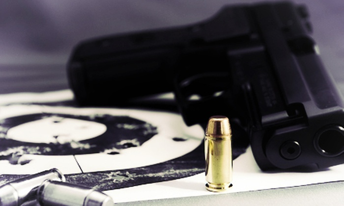 Firearm Exchange - Livonia: $28 for a Shooting-Range Package for Two with Gun Rental and Ammo at Firearm Exchange in Livonia ($56 Value)