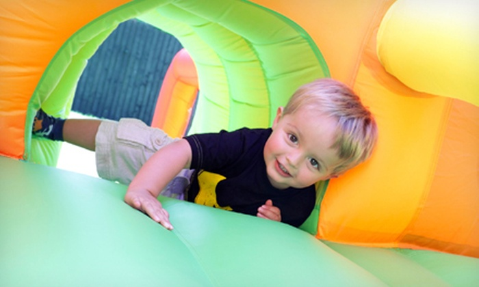 The Bounce Spot - Southport: Two or Four Open-Play Visits at The Bounce Spot (Half Off)