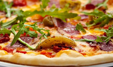 $11 for $20 Worth of Pizza and Italian Food from Dough Bro's Italian Kitchen
