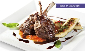 The Horseshoe Bar and Restaurant: Three Courses For Two or Four from £24 at The Horseshoe (Up to 60% Off)