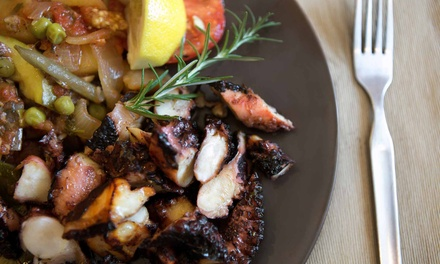 $11 for $20 Worth of Mediterranean and Halal Cuisine at Darna