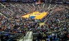 Detroit Pistons - The Palace of Auburn Hills: Detroit Pistons Motor City Sundays Eight-Game Package at The Palace of Auburn Hills (Up to 58% Off)