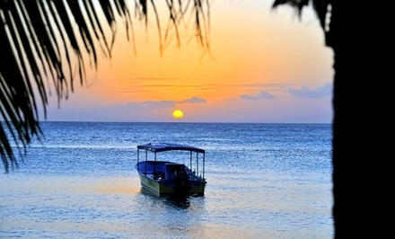 3-, 5-, or 7-Night Stay for Two at Bananarama Dive Resort in Honduras. Combine Up to 14 Nights.