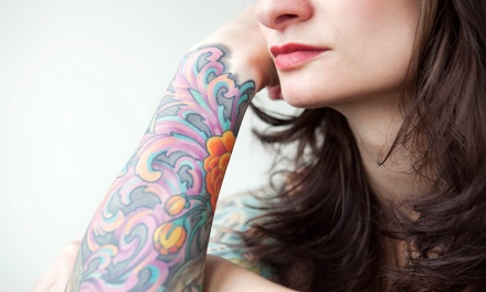 One Hour of Tattooing with a Consultation for New or Existing Clients at Dead Girlz Tattoo & Boutique (Up to 50% Off)