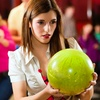 Up to 55% Off Bowling with Pizza and Drinks