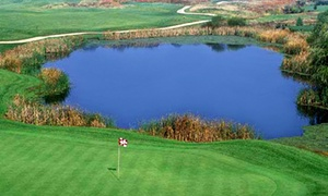 Bristow Manor Golf Club: 18-Hole Round of Golf with Cart for One, Two, or Four at Bristow Manor Golf Club (Up to 65% Off)
