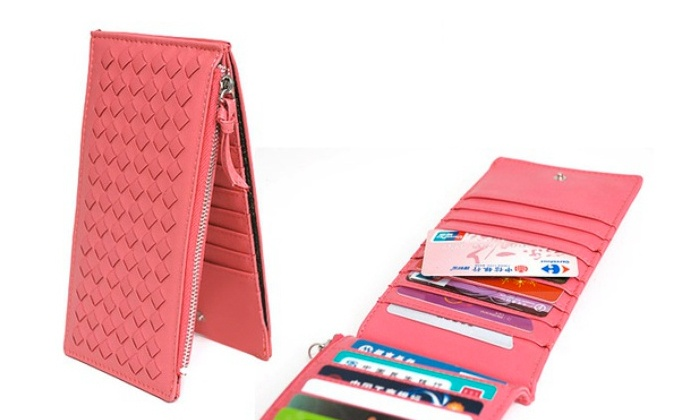 Portecartes En En Simili Cuir Groupon Shopping - Porte carte de fidélité