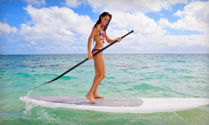 South Florida Paddle LLC - Multiple Locations: $45 for a Two-Hour Standup Paddleboard Eco Tour for Two from South Florida Paddle LLC ($90 Value)