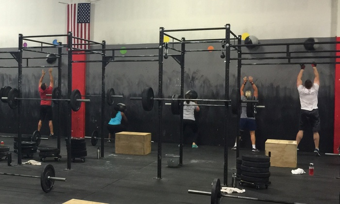 CrossFit IFM - Winchester: Four Weeks of Unlimited CrossFit Classes at Crossfit IFM (50% Off)