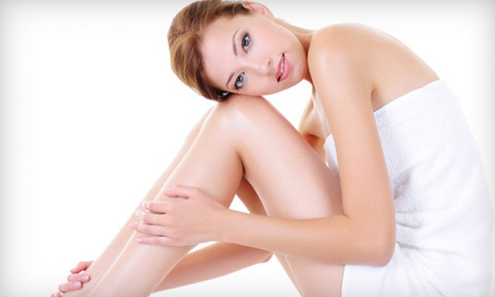 Expressions MD Medical Spa and Laser Center - Rosemount: $149 for Three Laser Hair-Removal Treatments at Expressions MD Medical Spa and Laser Center in Rosemount (Up to $1,350 Value)