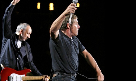 The Who at AmericanAirlines Arena on Friday, April 17, at 7:30 p.m.