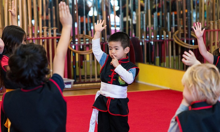 Martial Arts Fitness LA - Martial Arts Fitness LA: 5 or 10 Martial-Arts Classes for Ages 3–12 at Martial Arts Fitness LA (Up to 63% Off)