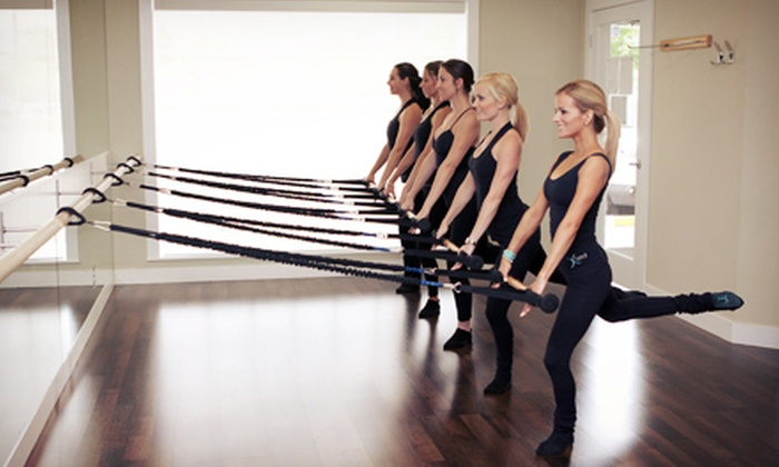 Xtend Barre Delray Beach - Delray Marketplace: 5 or 10 Barre Fitness Classes at Xtend Barre Delray Beach (Up to 56% Off)
