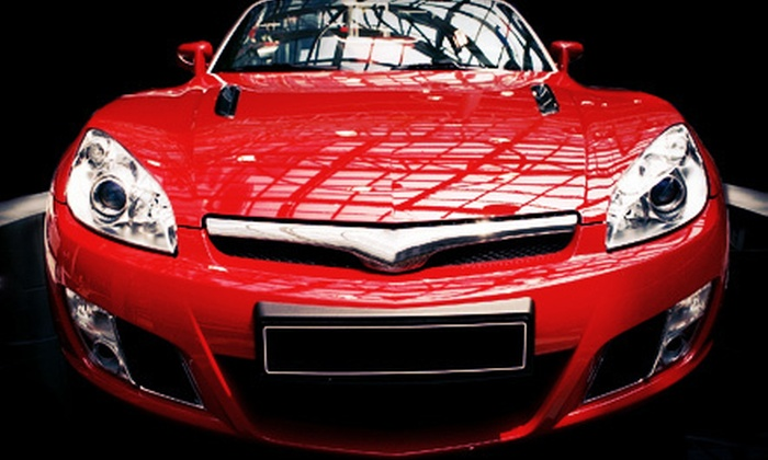 Detail Plus - Ponderosa Park: Interior or Exterior Detail for a Sedan, SUV, or Van at Detail Plus (Up to 51% Off)