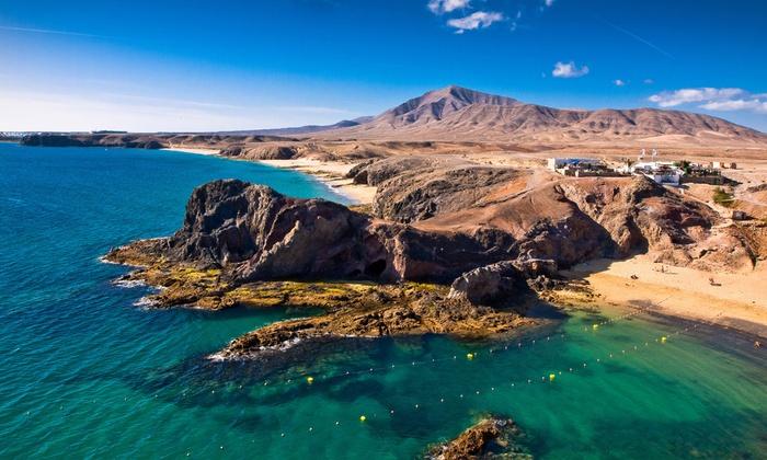 Supraflights: ✈Islas Canarias: 5 u 8 noches en habitación doble con pensión completa y vuelo de ida y vuelta desde Madrid o Barcelona