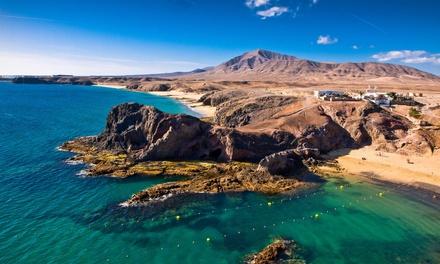 ✈Islas Canarias: 5 u 8 noches en habitación doble con pensión completa y vuelo de ida y vuelta desde Madrid o Barcelona