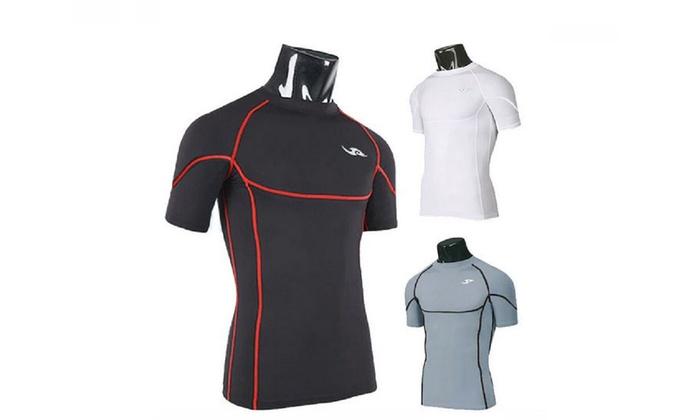 Men's Short Sleeve Trainer Shirt