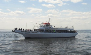 Four-hour Fishing Trip With Bait, Rod, And Reel Aboard The Miss Belmar Princess (up To 50% Off)