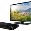 "Samsung 40"" LED 1080p Smart HDTV and Smart 3D Blu-ray Player Bundle"