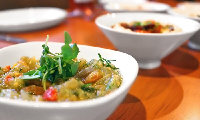 Pera Wine & Tapas - Pepper Square Shopping Center: $12 for $20 Worth of Tapas and Drinks at Pera Wine & Tapas
