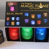 Original Magic Flame LED Flameless Candles (3-Count)